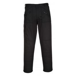 Рабочие брюки Portwest (Англия) S887 Черный