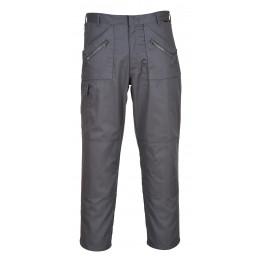 Рабочие брюки Portwest (Англия) S887 Серый