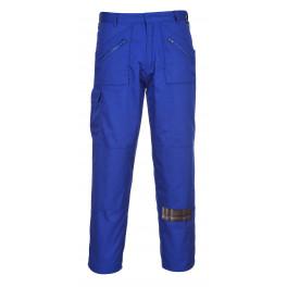Рабочие брюки Portwest (Англия) S887 Светло-синий