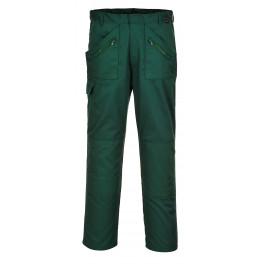 Рабочие брюки Portwest (Англия) S887 Зеленый