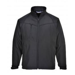 Софтшелл куртка (3 слоя) Portwest (Англия) TK40, Черный