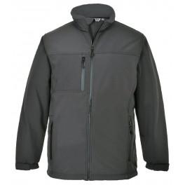 Софтшелл куртка (3 слоя) Portwest (Англия) TK50, серый