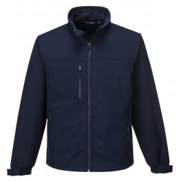 Софтшелл куртка (3 слоя) Portwest (Англия) TK50, синий