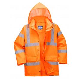Летняя светоотражающая куртка Portwest RT60, оранжевый