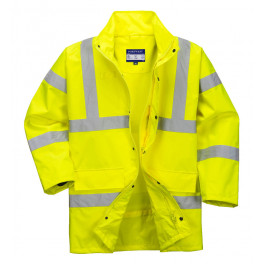 Летняя светоотражающая куртка Portwest RT60, желтый