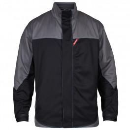 Куртка Engel Safety+ 1284-172, черный/серый
