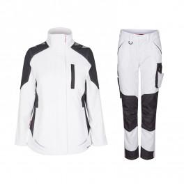 Женский летний костюм Engel 8815+2815, белый