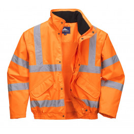 Зимняя светоотражающая куртка Portwest RT32