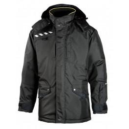 Зимняя рабочая куртка Dimex 696 для ИТР, черный