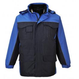 Водостойкая утепленная куртка Portwest S562, темно-синий/синий
