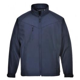 Софтшелл куртка (3 слоя) Portwest (Англия) TK40, темно-синий