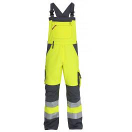 Полукомбинезон Engel Safety 3501-775, желтый/серый