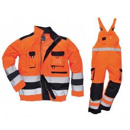 Летний костюм Portwest TX50+TX52, сигнальный оранжевый