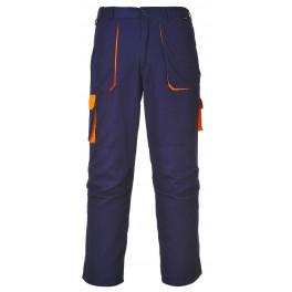 Рабочие брюки Portwest (Англия) TX11, Темно-синий / оранжевый