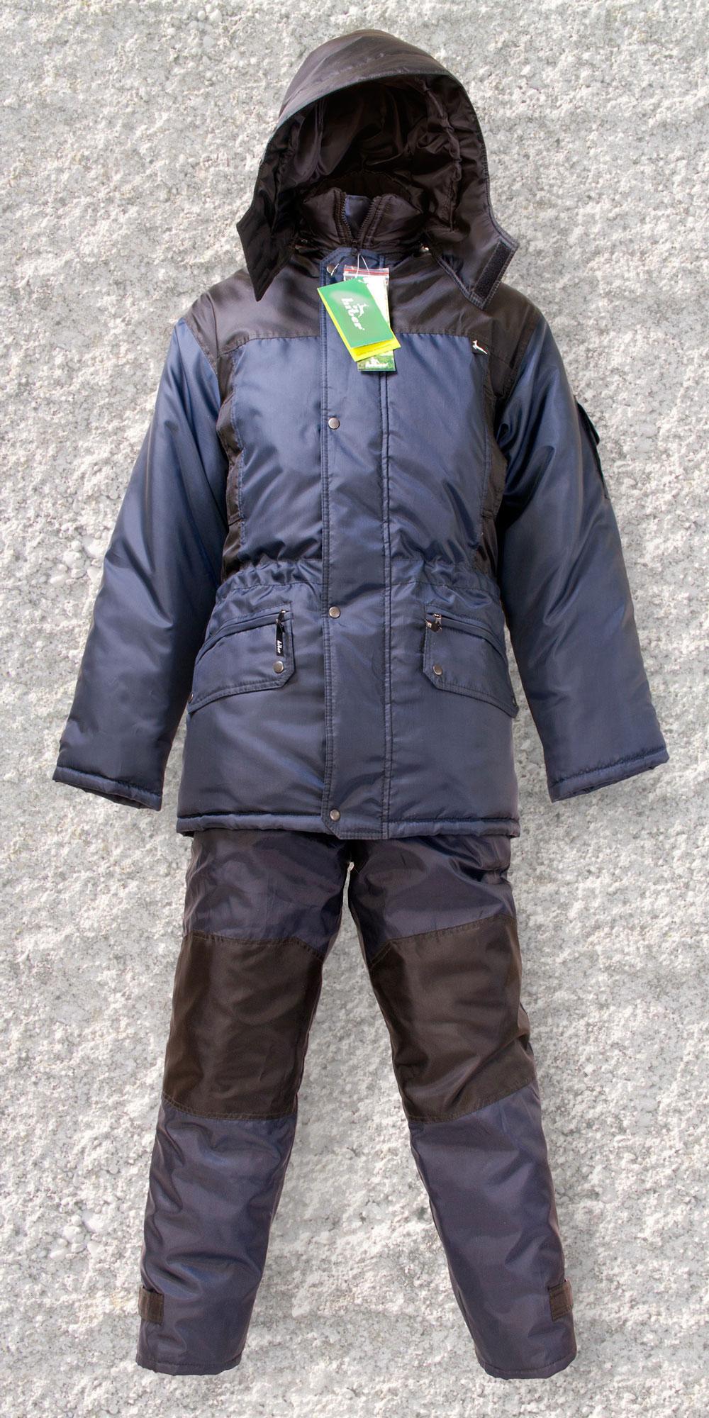 костюмы для рыбалки на севере